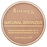Rimmel London Natural Bronzing Powder - Sun Bronze 14g