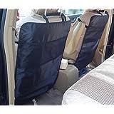[Y's COMPANY] キックガード 大切な愛車の シート の 傷 汚れ 防止 に 最適 ! 便利な 収納 ポケット 付き!