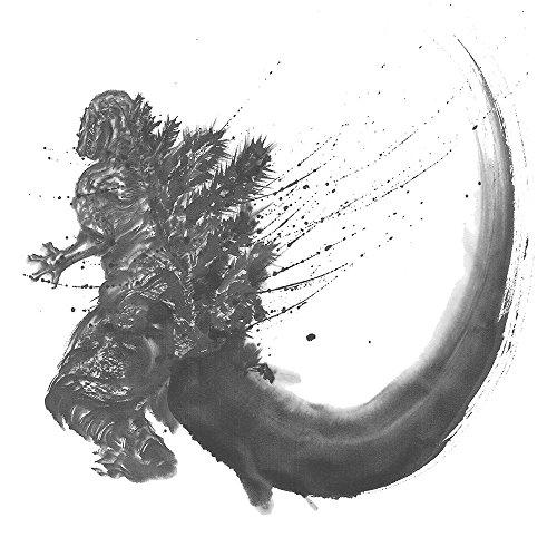 シン・ゴジラ 墨Tee 【ver.2(XL)】