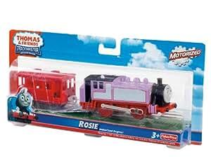 Amazon.com: Thomas the Train: TrackMaster Rosie: Toys & Games