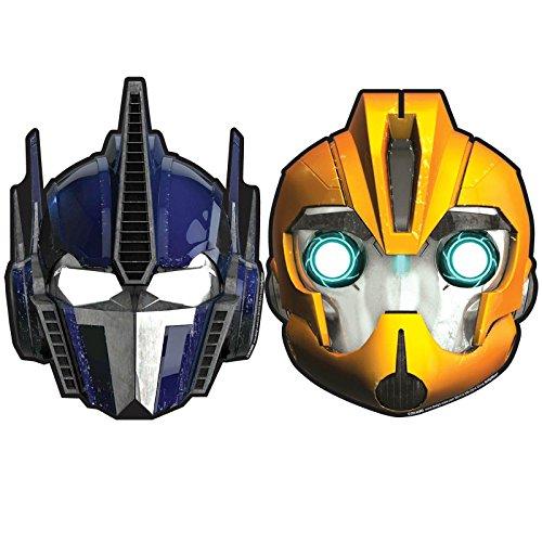 Masks 8/Pkg-Transformers 4