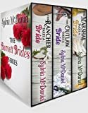 The Burnett Brides - A Western Romance Series (Books 1 - 3, Boxed Set)