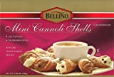 Bellino Mini Cannoli Shells, 12-Count