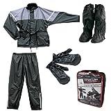 Roleff Racewear Regenjacke und Regenhose