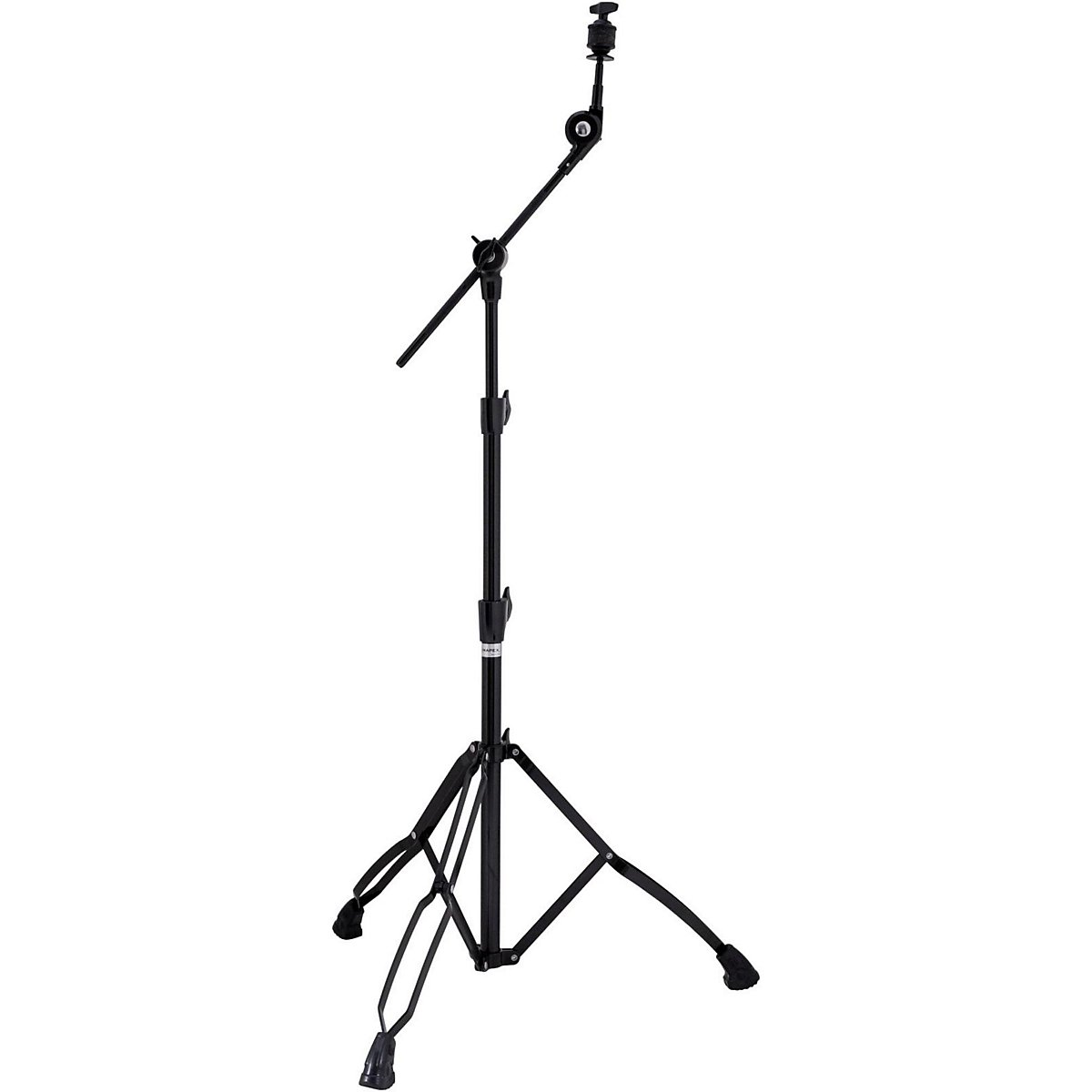Black Cymbal Stand Cymbal Stand Chrome Black