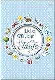 Image de Liebe Wünsche zur Taufe: Blau