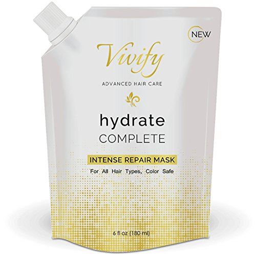 Vivify Hair Repair Treatment - Achieve Healthy Sexy Hair - Shampoo for Color Treated & Dry, Damaged Hair - Deep Conditioning Treatment for Split Ends & Frizz - Bold Volume & Shine (Hair Conditioning Straightener compare prices)