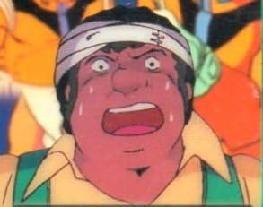 画像はamazon:森永製菓 機動戦士ガンダム ウェファーチョコ リュウ ホセイ