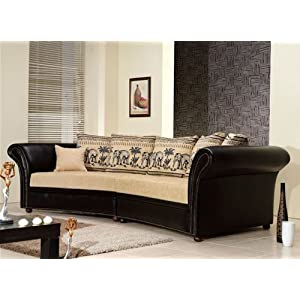 best discount big sofa kolonialstil gro es sofa kolonialsofa elephant in runder ausf hrung. Black Bedroom Furniture Sets. Home Design Ideas