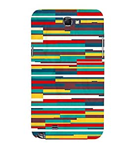 Abstract Art 3D Hard Polycarbonate Designer Back Case Cover for Samsung Galaxy Note i9220 :: Samsung Galaxy Note 1 N7000