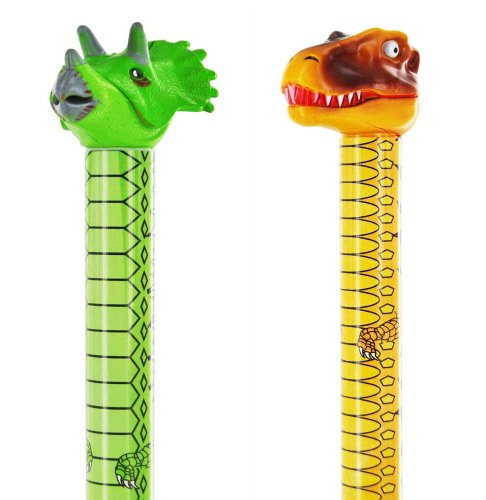DINOSAUR SOUND TUBE (one supplied) [Toy]
