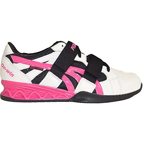 pendlay s weightlifting shoes white pink 6 5 apparel