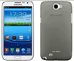 Bear Motion PolyCarbonate Cover for Samsung Galaxy Note 2 N7100  Gray  available at Amazon for Rs.10817