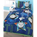Thomas & Friends Aboard Cot Bed Size Duvet Cover Set Junior Beddingby Ready Steady Bed