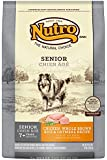The Nutro Company Senior Wholesome Essentials Chicken, Whole Brown Rice and Oatmeal Formula, 30-Pound