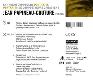 Jean Papineau-Couture Portrait