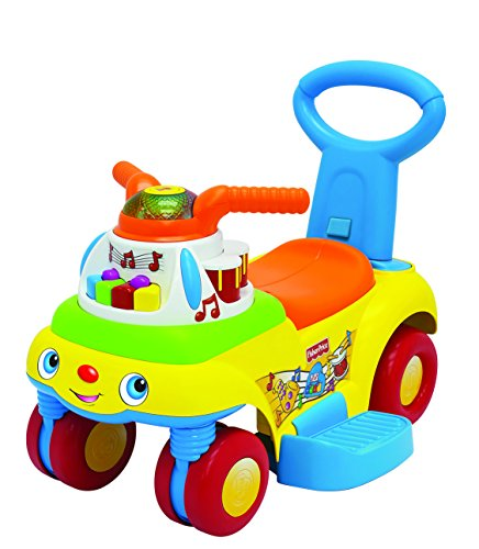 Fisher-Price 3-in-1 Push 'N Scoot Ride On (3 In 1 Fisher Price compare prices)