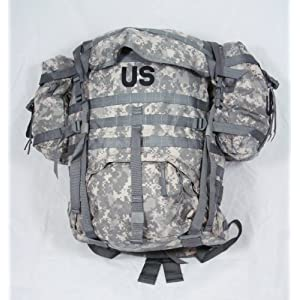 Amazon.com: Official US Military Surplus Molle II Main Backpack