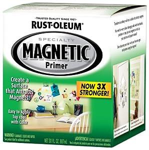 Rust-Oleum 247596 Magnetic Primer