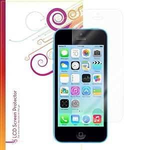 rooCASE Apple iPhone 5C Ultra HD Plus Screen Protector [Anti-Fingerprint / Self-Healing / Bubble Free / Lifetime Warranty]