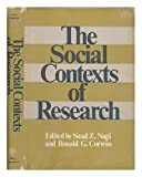 img - for Social Contexts of Research: Collection of Essays book / textbook / text book