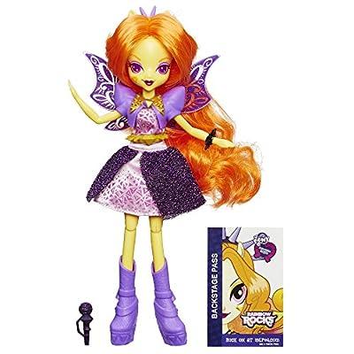 My Little Pony Equestria Girls Rainbow Rocks Singing Adagio Dazzle Doll from My Little Pony