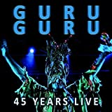 45 Years Live by Guru Guru [Music CD]
