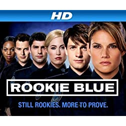 Rookie Blue Season 3 [HD]