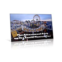 Magnet - Pacific Park Amusement Park Entrance - Santa Monica Pier