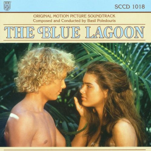 Original album cover of Blue Lagoon by Basil Poledouris