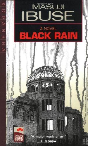 Black Rain: A Novel (Japan's Modern Writers)