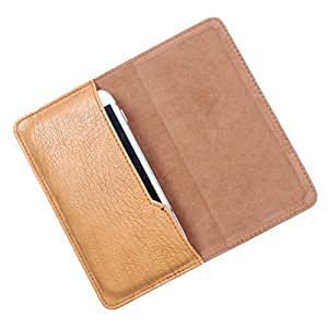 Dooda PU Leather Flip Pouch Case For Panasonic P55