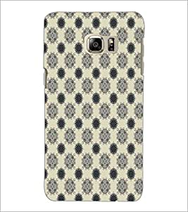 PrintDhaba Pattern D-5160 Back Case Cover for SAMSUNG GALAXY NOTE 5 (Multi-Coloured)