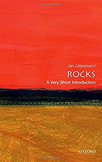 Book Cover: Rocks: A Very Short Introduction