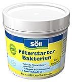 Söll 11602 FilterstarterBakterien - Aktivieren die Biologie im Teichfilter -