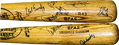 Atlanta Braves Autographed Louisville Slugger Bat