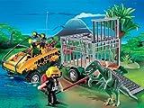 PLAYMOBIL® 4175 - Amphibienfahrzeug mit Deinonychus