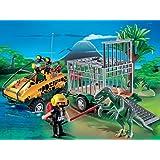 "PLAYMOBIL� 4175 - Amphibienfahrzeug mit Deinonychusvon ""PLAYMOBIL"""