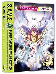 Kaleido Star: Season Two & OVA's S.A.V.E.
