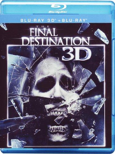 The final destination 3D(2D+3D) [Blu-ray] [IT Import]