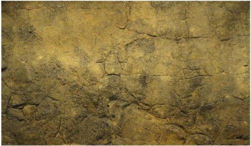 Imagen de Rocas universal 24 pulgadas por 12 pulgadas Rocky acuario/reptil rígido de la espuma de fondo