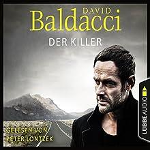 Der Killer (Will Robie 1) Hörbuch von David Baldacci Gesprochen von: Peter Lontzek