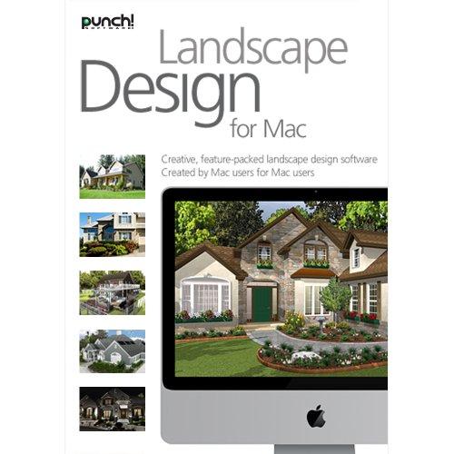 Punch! Landscape Design V17 Mac [Download] front-363951