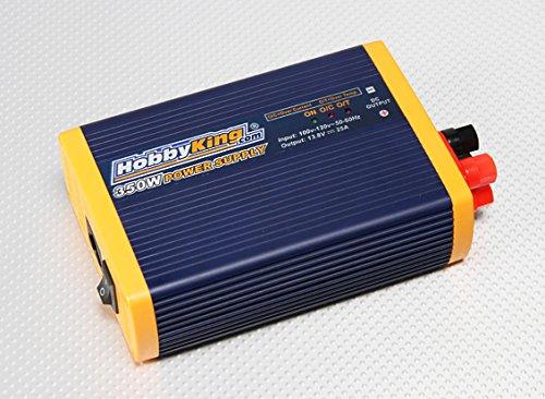 HobbyKing 350w 25A Power Supply (100v~120v) (350w Power Supply compare prices)