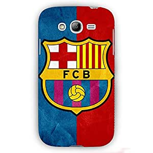 EYP Barcelona Back Cover Case for Samsung S3