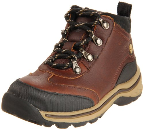 Timberland Regular Kid Hiker (Toddler/Little Kid/Big Kid),Brown Smooth,2.5 M Us Little Kid