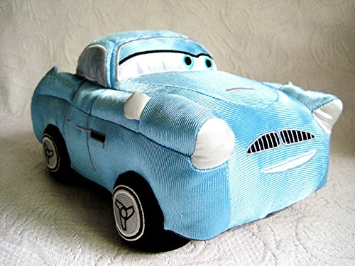 """Doll Disney Cars Finn Mcmissile 11"""" Plush Toy Lightning Mcqueen Friend New front-896079"""