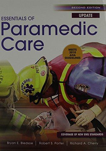 Essentials of Paramedic Care Update + Student Workbook Pkg