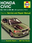 Honda Civic Service and Repair Manual...