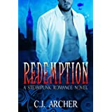 Redemption: an Historical Paranormal Fantasy of Love, Passion and Pirates ~ C.J. Archer